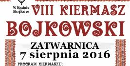 VIII Kiermasz Bojkowski w Zatwarnicy