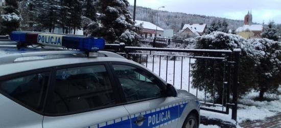 Zima nadchodzi wielkimi krokami. Policjanci apelują o rozwagę na drodze!