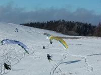Snowgliding – inauguracja sezonu. Po prostu bajka… (ZDJĘCIA)