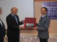 Pożegnanie młodszego inspektora Andrzeja Stępnia (ZDJĘCIA)