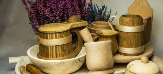 Drewniana pomoc kuchenna