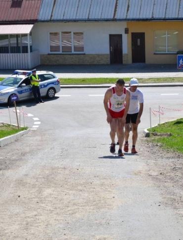 Policjanci na III Biegu Ekologicznym (ZDJĘCIA)