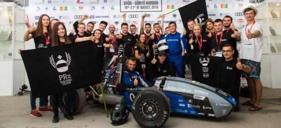 Bolid wyścigowy PMT-01 skonstruowany przez studentów Politechniki Rzeszowskiej najciekawszym projektem w Polsce! (ZDJĘCIA)