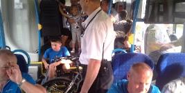 """POCIĄG KOMAŃCZA – JASŁO: Krótki film o """"niepotrzebnej"""" linii kolejowej nr 107 w Bieszczady"""