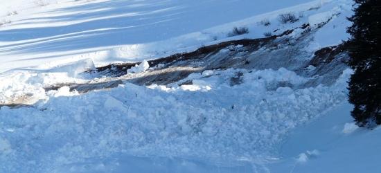 Wietrznie i śnieżnie. Zagrożenie lawinowe z tendencją wzrostową