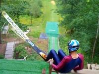 ZAGÓRZ: Letni Puchar Bieszczadów w skokach narciarskich