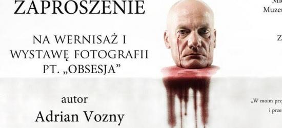 """""""Obsesja"""" w podziemiach sanockiego zamku. Z Adrianem Vozny o skomplikowanej ludzkiej naturze i charytatywnie dla domu pomocy społecznej w Moczarach"""