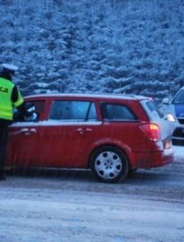 Bieszczadzcy kierowcy najtrzeźwiejsi