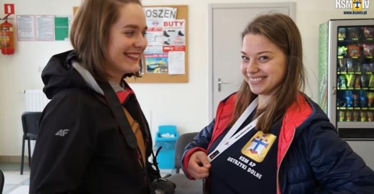 Młodzież archidiecezji przemyskiej przeżywała duchowe spotkania w Bieszczadach (VIDEO)