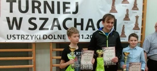 Drugie miejsce młodego sanoczanina w Międzynarodowym Turnieju Szachowym (ZDJĘCIA)