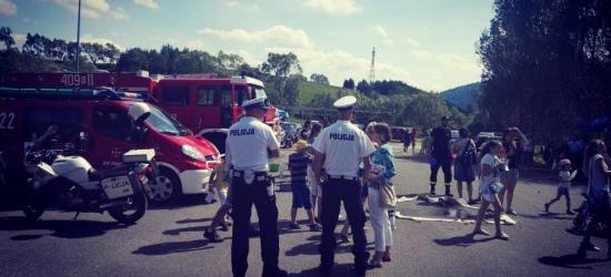 """""""Kręci mnie bezpieczeństwo"""" kolejne działania ustrzyckich policjantów (ZDJĘCIA)"""